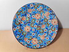Schüssel Fayence Osten Longwy Frankreich Dekor Blume Blumenmuster Keramik