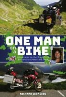 One Man on a Bike 2019 Adventure on the Road from England to Gr... 9781911658139