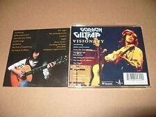 Gordon Giltrap - Visionary cd 1999 14 tracks Rare