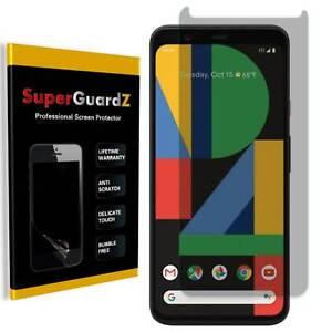 SuperGuardZ Privacy Anti-Spy Screen Protector For Google Pixel 4 / {Pixel 4 XL}