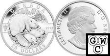 2013 'Beaver - O Canada' Proof $25 Silver Coin .9999 Fine (13145)