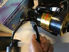 New In 2  New 7+1 BB TIGER 870 FIXED LARGE SEA FISHING BEACH PIER REEL 30LB LINE