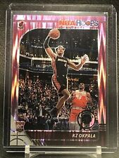 2019-20 Hoops Premium Stock Prizms Pink Flash Kz Okpala RC #8/25