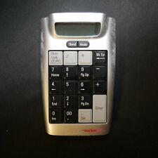 Rocketfish RF-NBKPD Silver Wireless NB Calculater & Numeric Keyboard Keypad