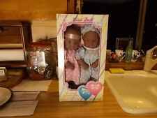 MINT IN BOX Vintage Lissi Dolls Germany Two Hearts Collection Twins Boy Girl NIB