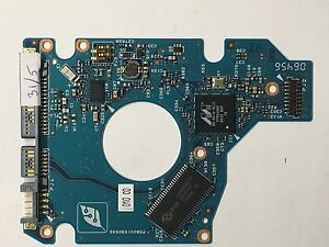 PCB Toshiba MK6034GSX; HDD2D35 V ZK01 T; CHIP 88i6616-BCJ1; PCB LABEL KF26YP7NJ