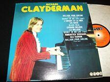 RICHARD CLAYDERMAN<>SELF TITLED<>Lp Vinyl~Canada  Press~ABLE ABL-17028