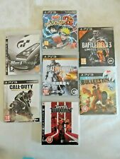 Playstation 3 Games 7 Bundle /Job lot
