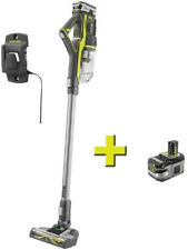 RYOBI Push Stick Vacuum Cleaner 18-Volt Replaceable Filter Bagless Cordless