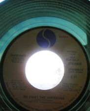 "Ramones - We Want The Airwaves USA 1981 Sire Promotional Translucent 7"" Single"