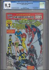 AMAZING SPIDER-MAN Annual #26 CGC 9.2 1992 Marvel New Warriors App