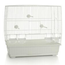 Vogelkäfig Vogelhaus Käfig Sittich Kanarien 'Natalia groß' 55,5x34x52 cm weiß
