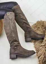 4cfa11dcbfc Casual Boots Shearling Style Boots for Women | eBay