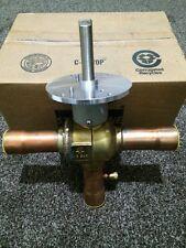 Mueller A17810 ac réfrigération cyclemaster actionné 3 way ball valve 1-3/8