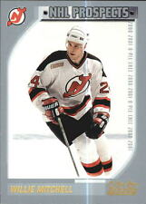 2x--------2000-01 (DEVILS) O-Pee-Chee #320 Willie Mitchell RC x2