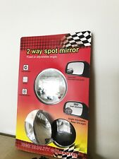 2 way Spot mirror - Blind Spot Mirror - Car - Driving School