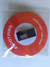 Pin's TAPE RECORDER (type X-Files)