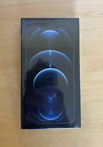 Apple iPhone 12 PRO MAX 128GB PACIFIC BLUE UNLOCKED (NEW SEALED) APPLE WARRANTY