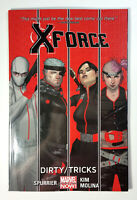 "X-Force Vol. 1 ""Dirty Tricks"" (2014) Marvel Comics - New - TPB/Softcover"