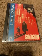 Snatcher Sega CD Soundtrack Limited Run Games PAX West 2019 Exclusive (Sealed)