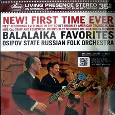 BALALAIKA FAVORITES - MERCURY - SR90310 - 35mm FILM -  OSIPOV - 180 GRAMS