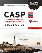 CASP : CompTIA Advanced Security Practitioner by Michael Gregg and Billy Haines