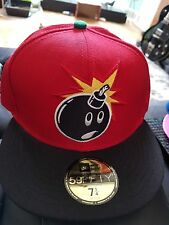 NEW ERA THE HUNDREDS 59FiFTY ADAM SNAP BASEBALL CAP SIZE 7 1/4 57.7 CM BNWT