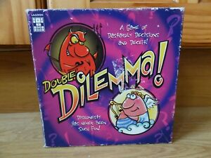 Lagoon Games DOUBLE DILEMMA Game 2001
