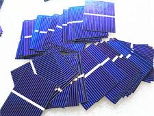 100X Solar Panel 39*31.2mm Solar Cell Solar Power Charger Battery DIY TBB