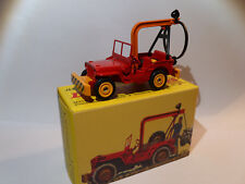 Jeep of troubleshooting - ref 1412 au 1/43 dinky toys atlas