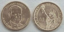 Presidente de estados unidos 2014 dólar Herbert Hoover d unz.