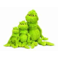 (Small) - Manhattan Toy Dr. Seuss The Grinch 30cm Soft Plush Toy. Best Price