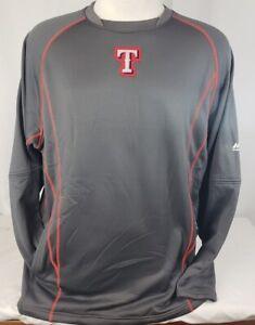Brand New Majestic Men's MLB Texas Rangers Sweatshirt Large