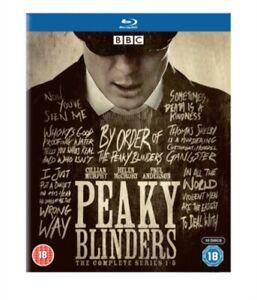 Peaky Blinders complete Season Series 1, 2, 3, 4 & 5 Blu ray Box Set New