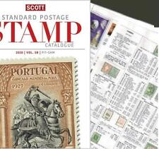 Saint Vincent and Grenadines 2020 Scott Catalogue Pages 747-832