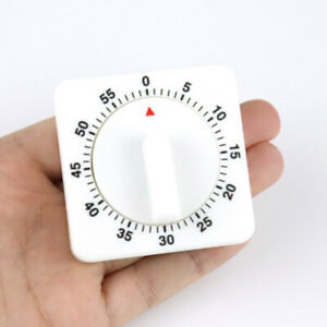 1PC Mechanical Timer with Alarm for Kitchen Cooking Timer Cooking ToolB_P2DIJO
