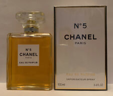 Chanel No.5 3.4oz / 100ml  Women's Eau de Parfum Brand New Sealed in Box
