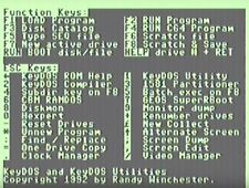 256 KB ROM expansion for Commodore 128, 128D, 128DCR