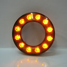 Smd Led Tail Light Rear Light Mix And Match Outer Ring 12v Bus Van Off-Road 4x4