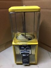 Antique Glass Northwestern Model 60 Ten Cent Nut Gum Antique Vending Machine