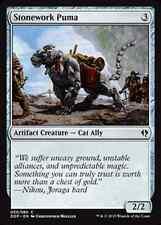 Stonework Puma NM x4 Duel Decks Zendikar vs. Eldrazi MTG Magic Artifact Common