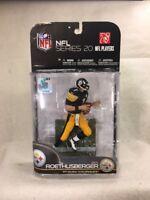 QB Big Ben Roethlisberger Todd McFarlane Series 20 NFL Pittsburgh Steelers