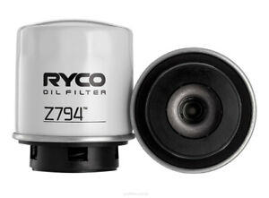 Ryco Oil Filter Z794 fits Volkswagen Polo 1.2 TSI (6R) 81kw, 1.4 GTI (6R) 132kw
