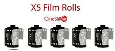 FRESH X5 roll Cinestill BWXX (DOUBLE-X BLACK & WHITE FILM 35MM 135/36EXP ISO 250