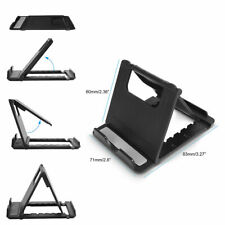 Universal Cell Phone Tablet Stand Adjustable Desktop Holder Mount For iPhone New