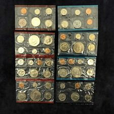Year Variety Lot of US Mint P+D Uncirculated Coin Sets - Free Shipping USA