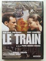 Le train DVD NEUF SOUS BLISTER Jean-Louis Trintignant, Romy Schneider
