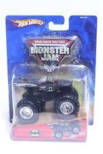 HOT WHEELS MONSTER JAM BATMAN BATMOBILE MONSTER TRUCK NEW ON CARD