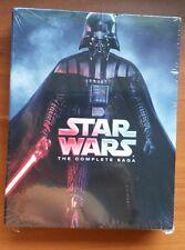 Star Wars: The Complete Saga (SEE DETAIL )  Disc, 2011, 9-Disc Set, Boxed Set)