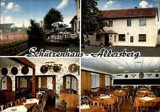 8501 ALLERSBERG b/ Nürnberg Gasthof Schützen Haus Ansichtskarte Postkarte 1978